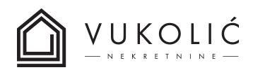 Vukolić nekretnine logo
